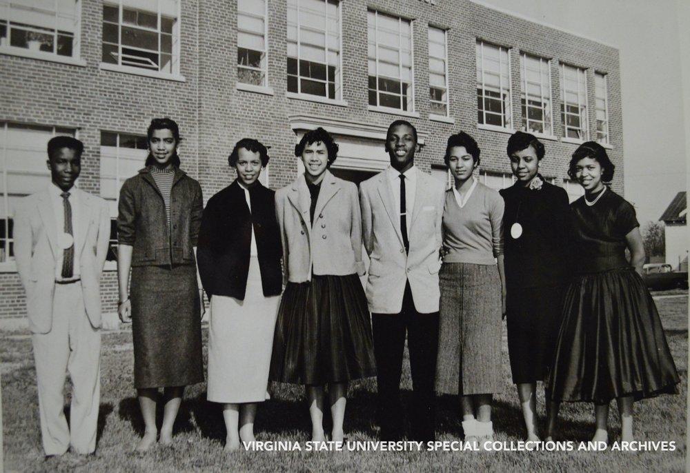 Carver School Students