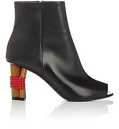 733907e1bdf7 Shop Balenciaga Peep Toe Sandals from Christian Louboutin + More May 2018  Sample Sale