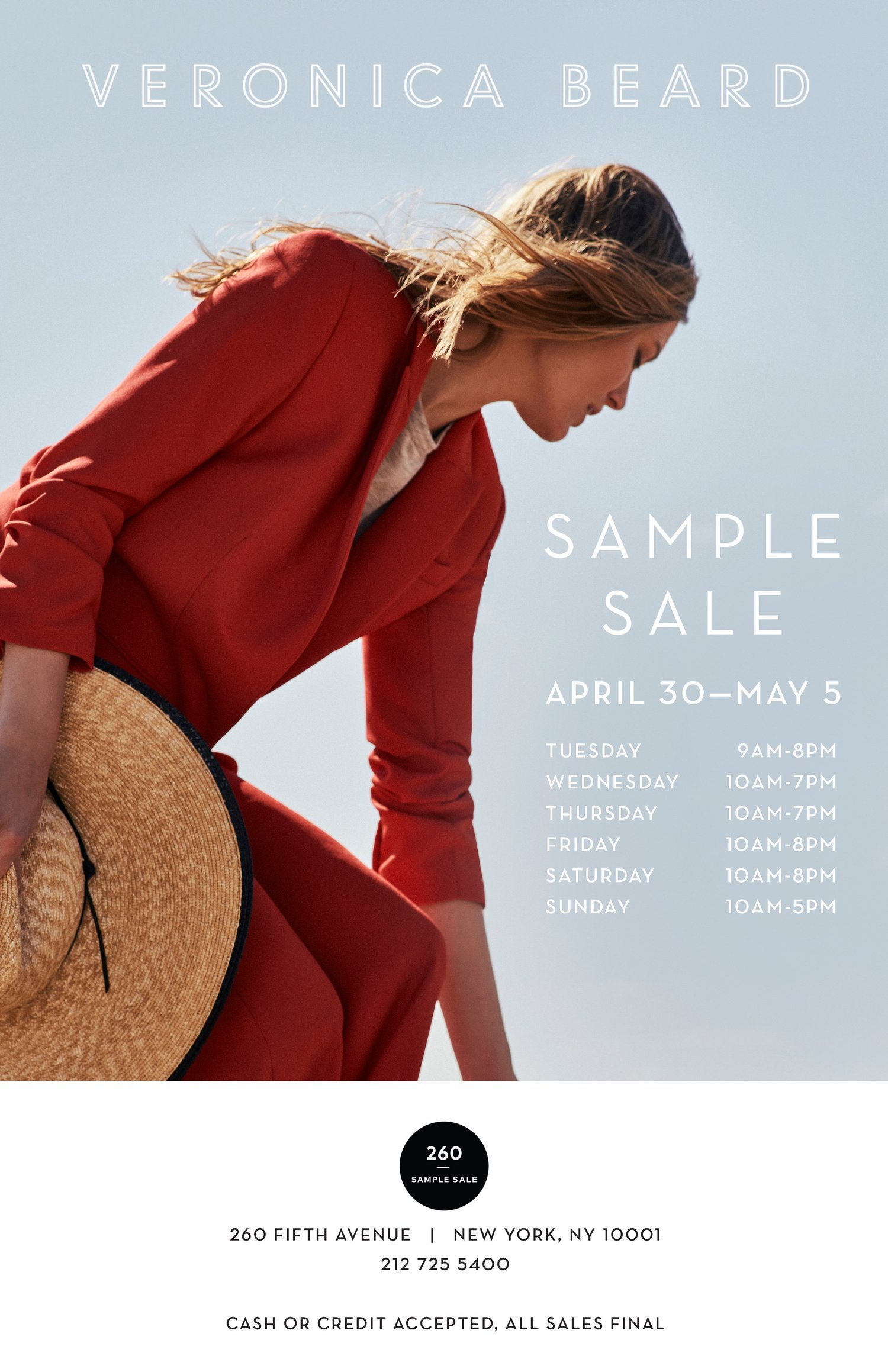 Shop 2019 Sample Sale Directory Sample Sale from the