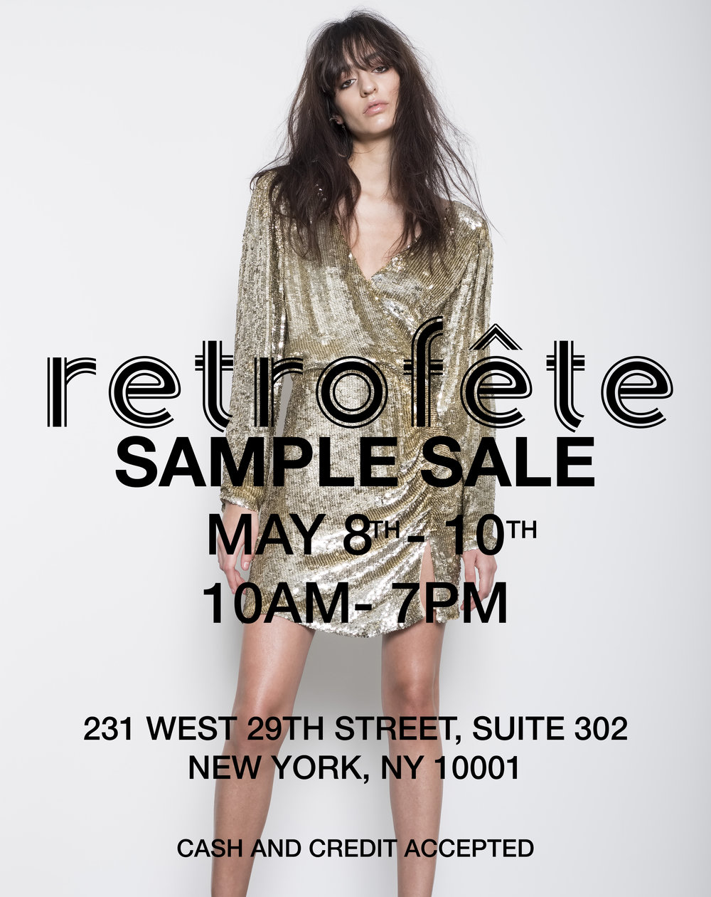 af32696306 Shop 2018 Sample Sale Directory Sample Sale from the Collection of ...