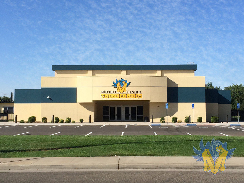 Mitchell Senior Gymnasium - Atwater Elementary School District