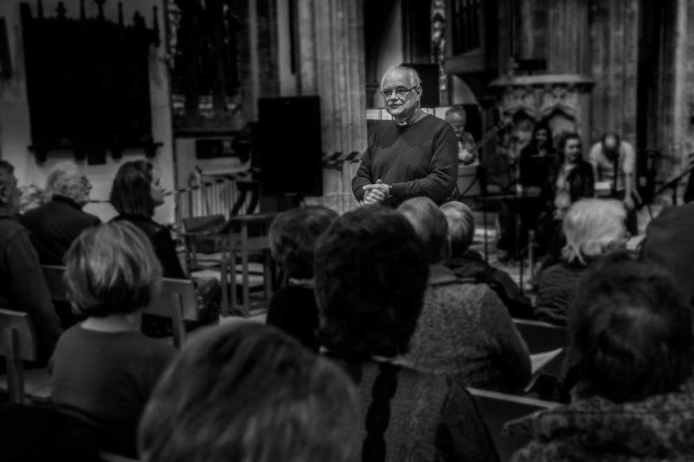 Vicar Andrew Evens speaks about hunger in Britain mono.jpg