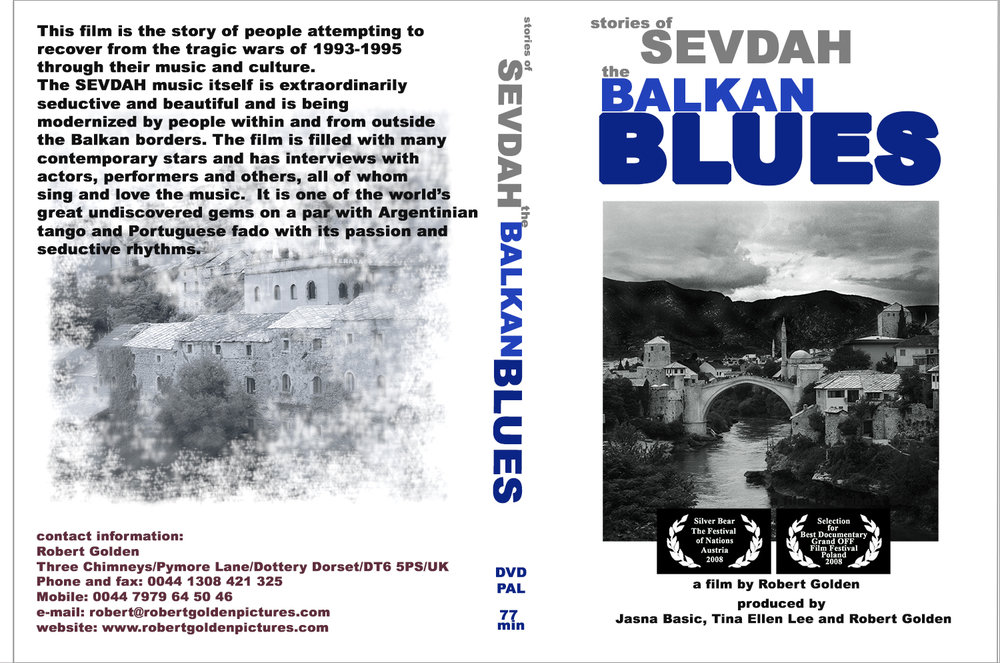 - The film is filed with contemporary Sevdah artists mostly from Mostar (considered the epicentre of the music) and Sarajevo.  There are several well known actors who speak about what Sevdah means to them, numerous instrumental pieces and songs performed by professional and folk musicians revealing the importance of this music to post war (1992-1995) Bosnian identity.  From the traditional saz to the relatively new accordion the viewer is treated to its seductive melodies.This is a view into a world of great beauty and harrowing darkness addressing questions of cultural identity standing against barbarism.77 minutes      def/16:9/dolby mixThe film can be seen here