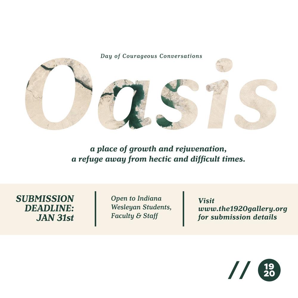 OASIS - FEBRUARY 2018