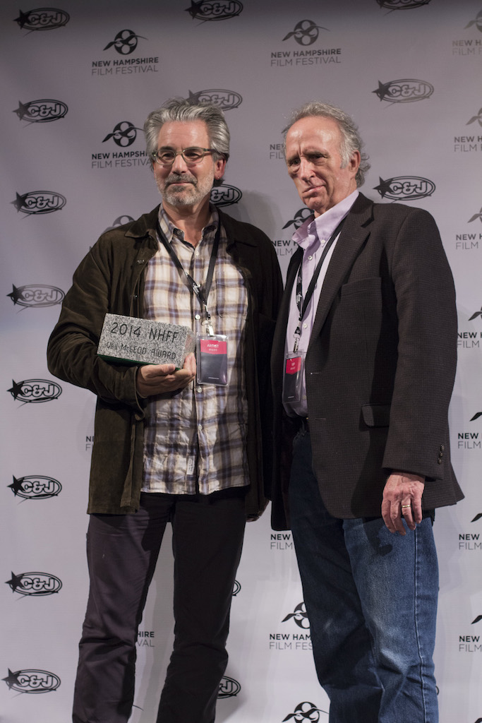 Director, Paul Lazarus & Van McLeod