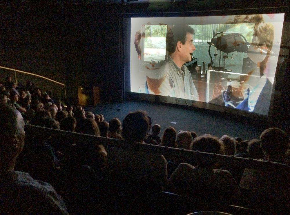SlingShot at AFI Docs