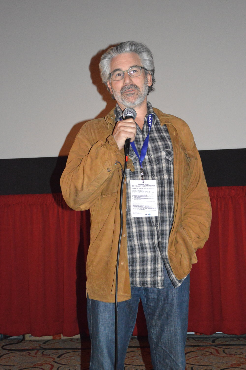 Director, Paul Lazarus