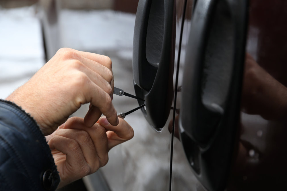 Car Door Unlocking - Unlock Your Car When Your Keys Are Locked Inside.