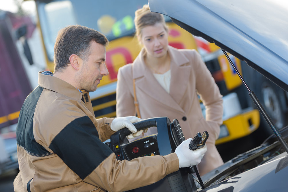 San Antonio Roadside Assistance - Car Battery Jump Start Service
