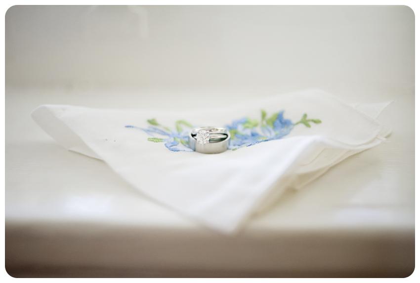 antique embroidered handkerchief wedding ring lexington kentucky
