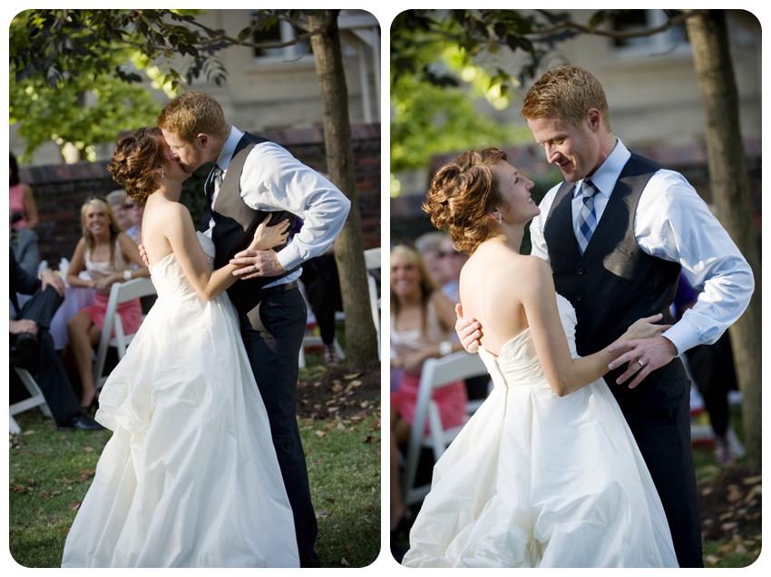 lexington kentucky garden wedding