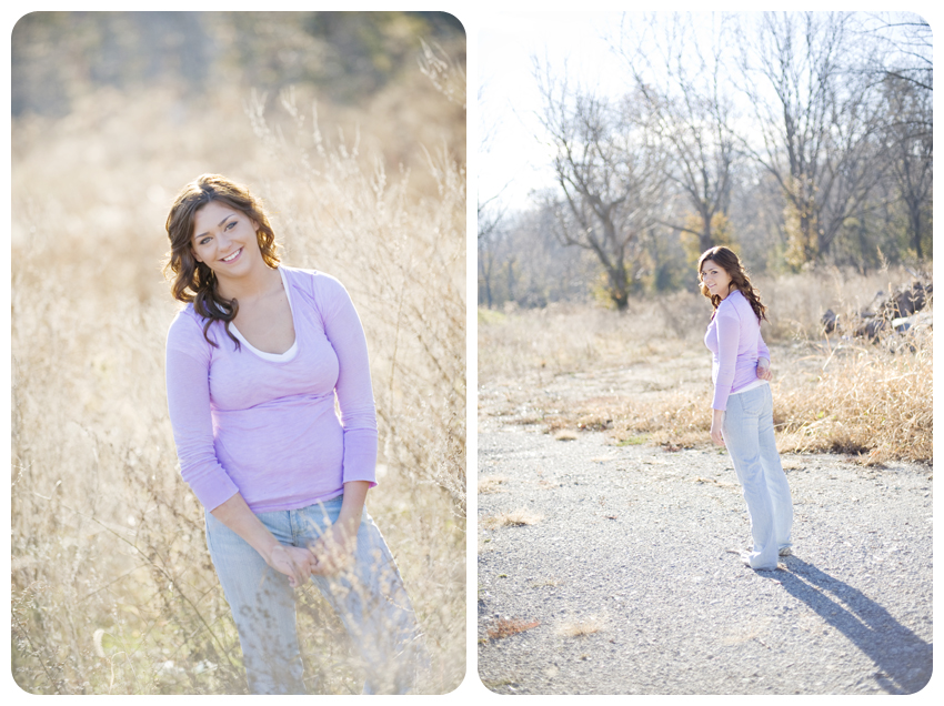 Martha Layne Collins High School Senior Pictures