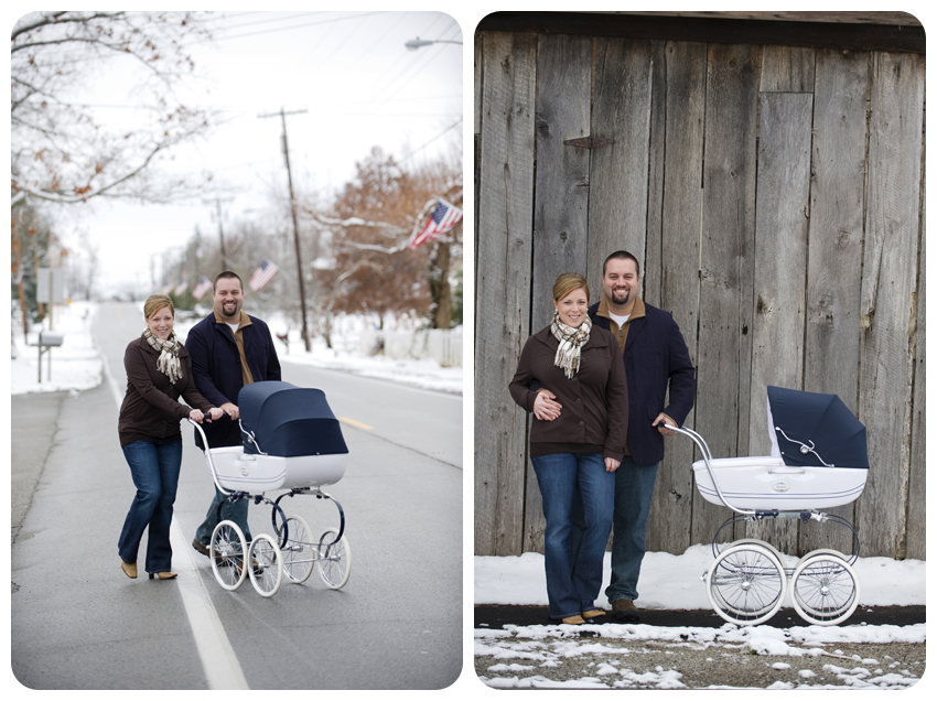 modern louisville maternity photographer