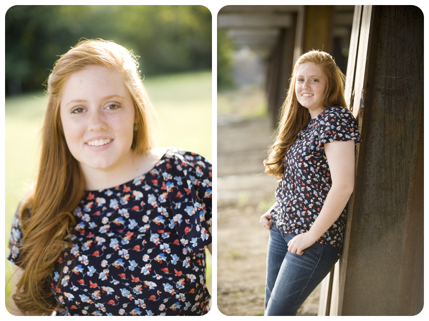 Shelbyville Senior Photography