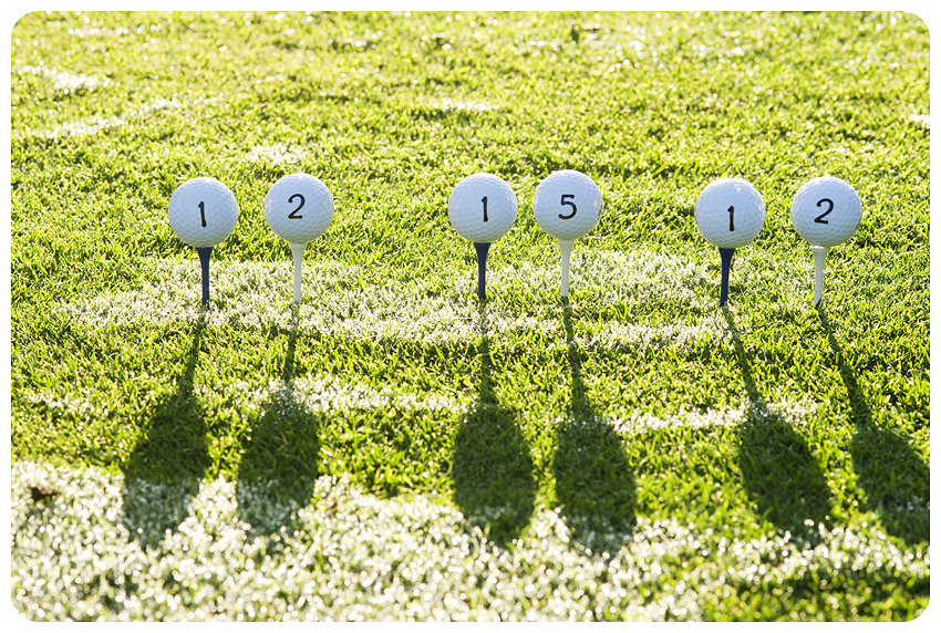 Griffin Gate Engagement Golf Course