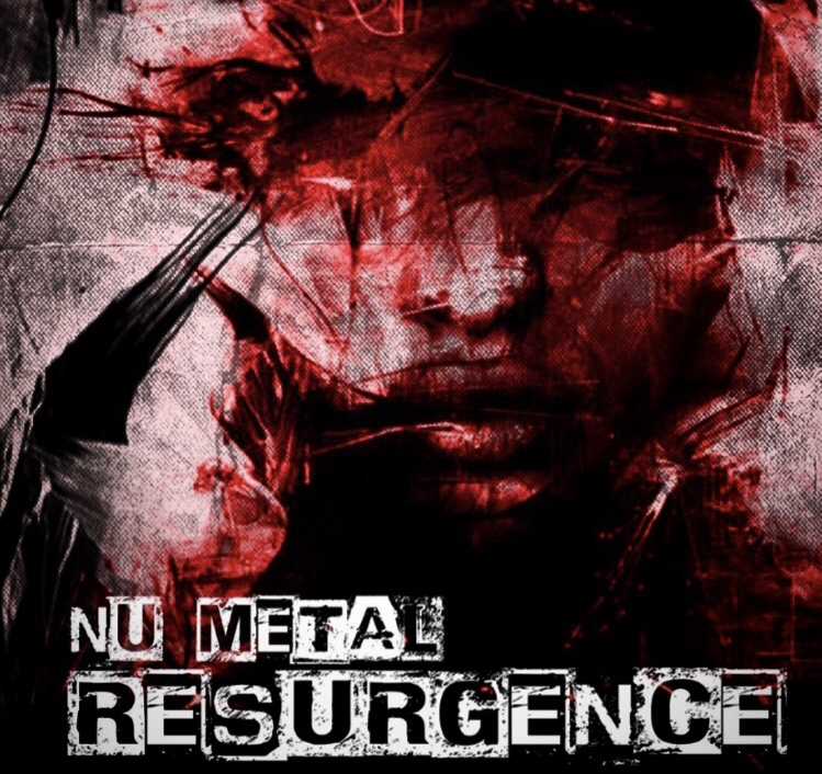 The cover of 'Nu Metal: Resurgence' was designed by Scott Neilson