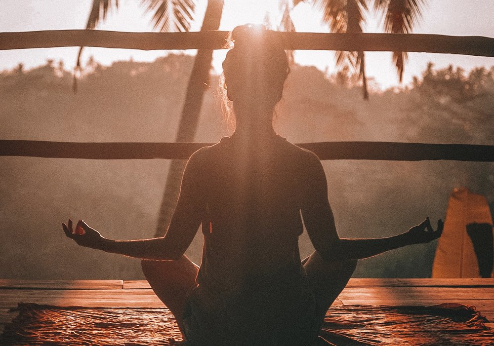 Daily Guided Meditation - Every morning starts with a guided meditation based on topics provided by staff.