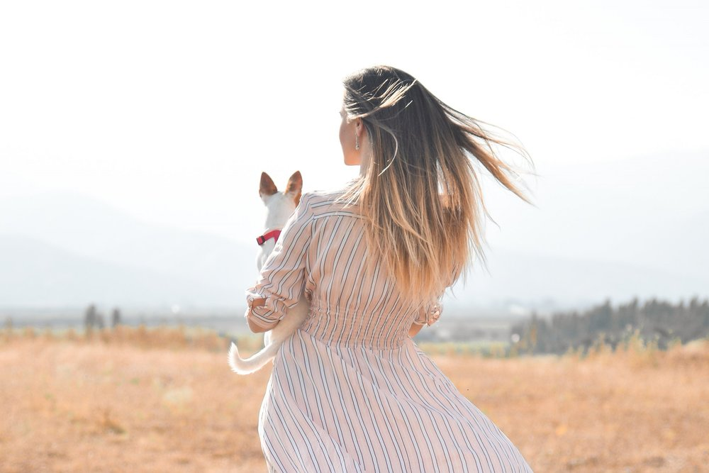 Pet Friendly - Bring your best friend with you on the journey of healing and self discovery.
