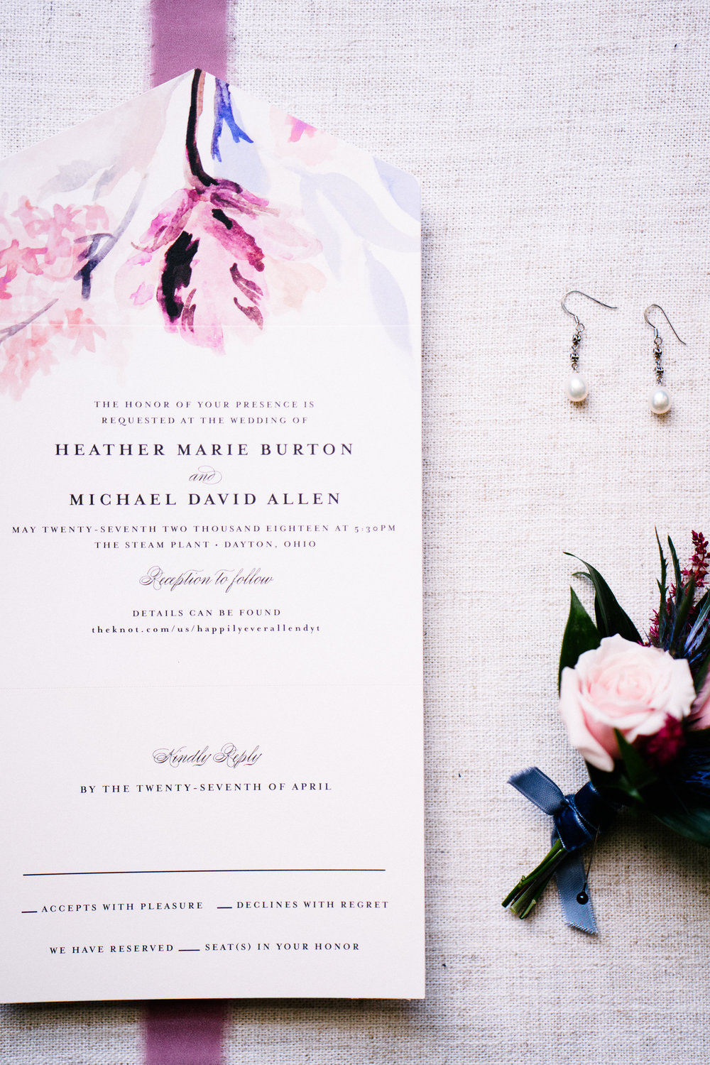 Heather and Michael-Steam Plant Wedding - Samantha Joy Events - Invitation.jpg