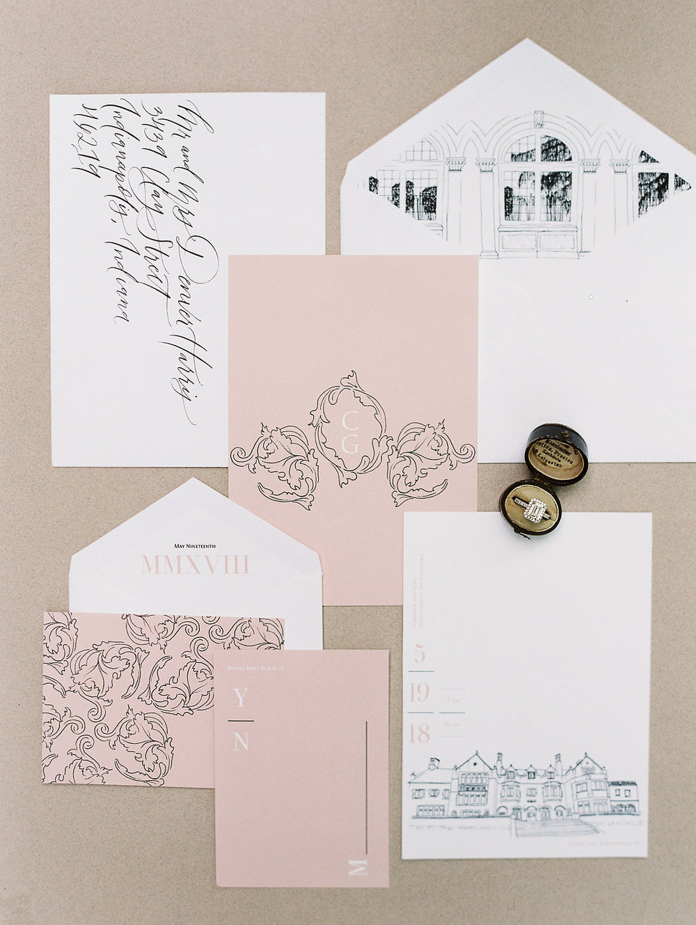 samantha-joy-events-jenny-haas-workshop-cincinnati-wedding-planner-invitation-suite