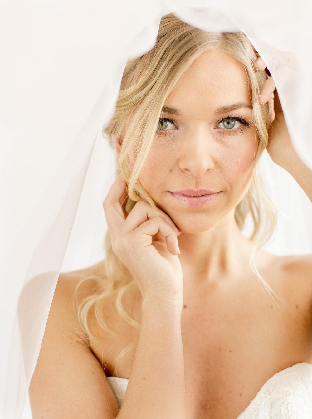 Dayton wedding makeup artist- Trista Noe Makeup