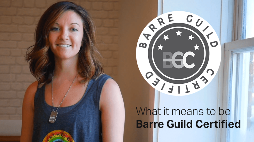 Barre Guild Academy Enroll Now Barre Guild Academy