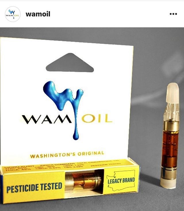 @wamoil tastes great because it IS great! #LegalizeIt @freedom_markets #Legalize #Dank #Cannabis #Joints #420 #710 #SWED #21+ #MMJ #Legit