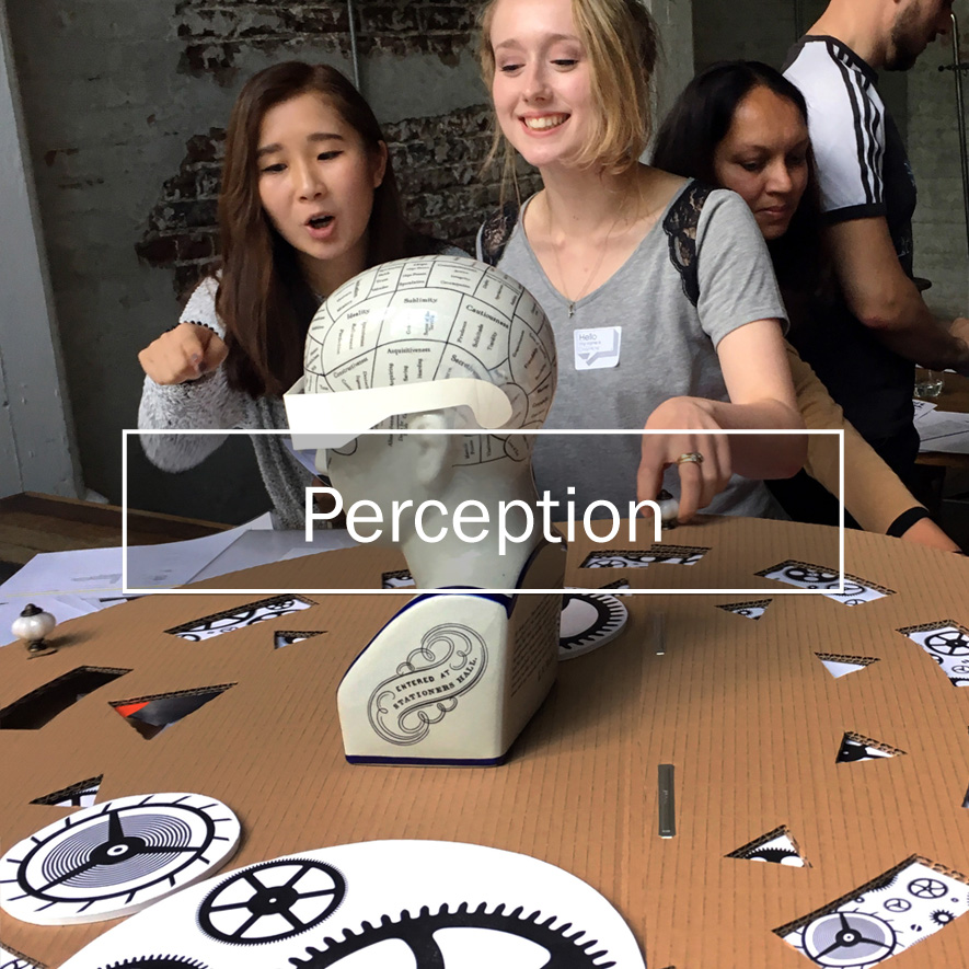 Type Tasting workshops * Perception *
