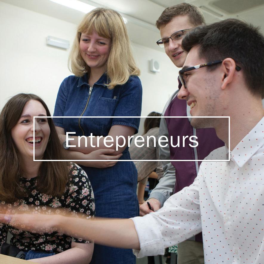 Type Tasting workshops * Entrepreneurs *