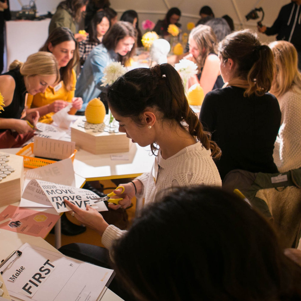 Type Tasting x BumbleBizz present:  28th October   BumbleBizz London launch   Type Tasting workshop for entrepreneurs