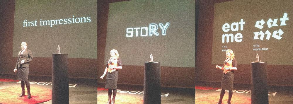 Sarah Hyndman's TEDx talk