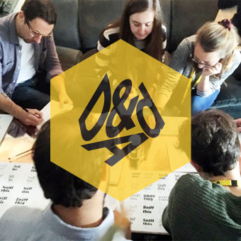 D&AD Awards judge, workshop lead, 2018 nominee