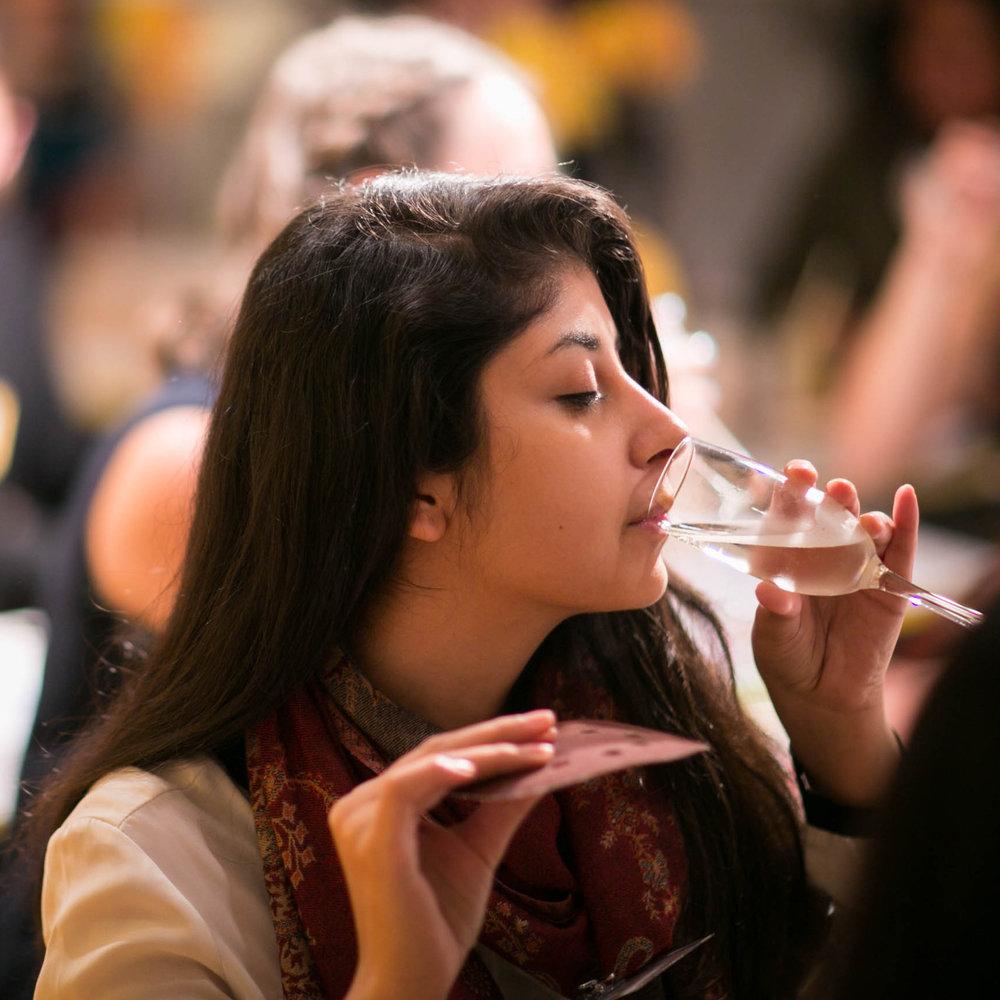 Wine and Type Tastings