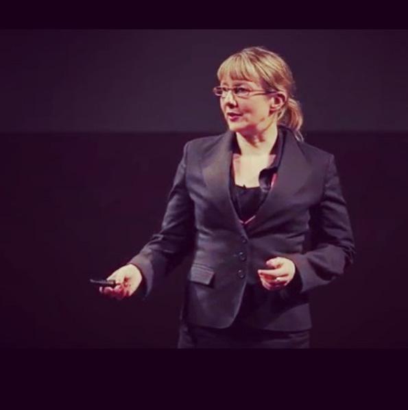 Sarah Hyndman TEDx