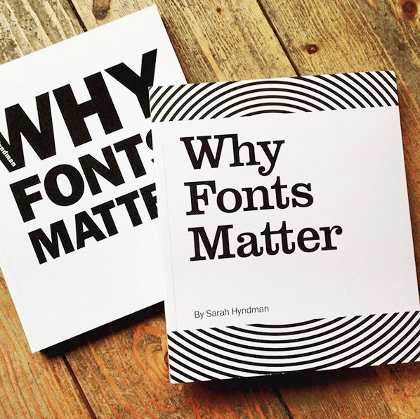 Why Fonts Matter UK and US