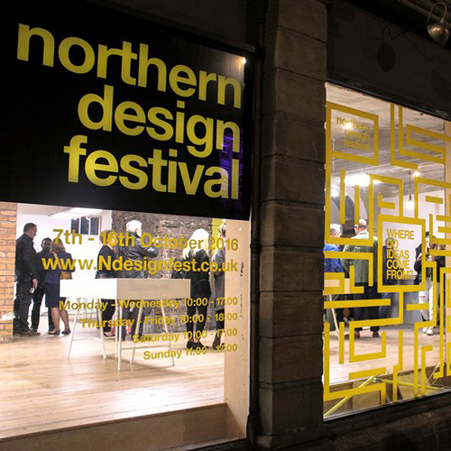 3rd November   Northern Design Festival   Speaker
