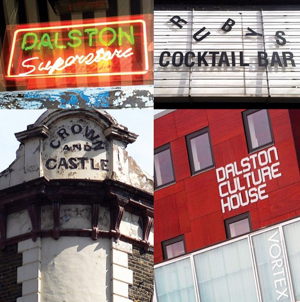 Dalston Type Safari