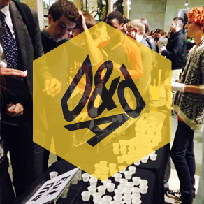 24th to 26th April * Pop-up Typography Lab *  D&AD Festival  The Old Truman Brewery, London Updates #TypeTastingLab @TypeTasting  Find out more