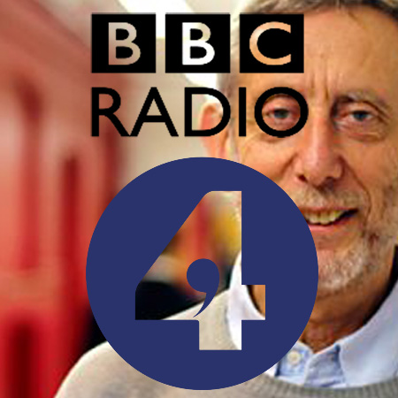 17th April * Interview *  BBC Radio 4 Michael Rosen's Word of Mouth   Talking fonts, Letraset, passive-aggressive typefaces and playing Typography Karaoke with guest Sarah Hyndman   Listen to the show