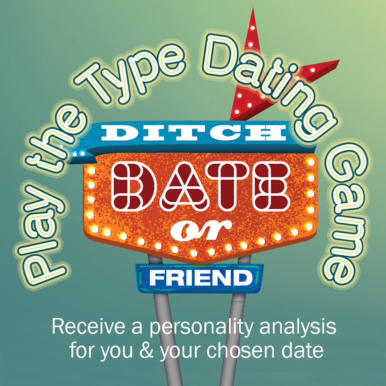 Type Tasting Type Dating Game experiment