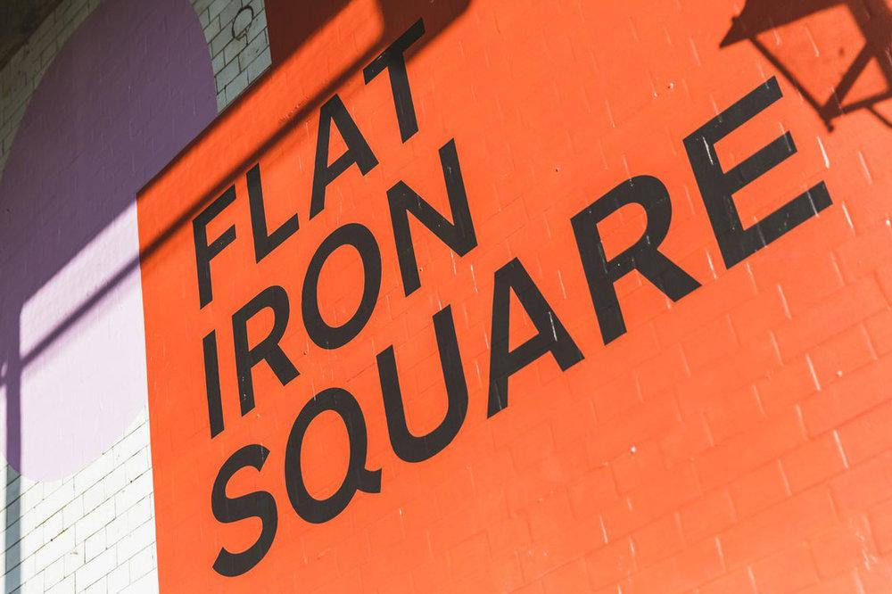 Flat Iron Square