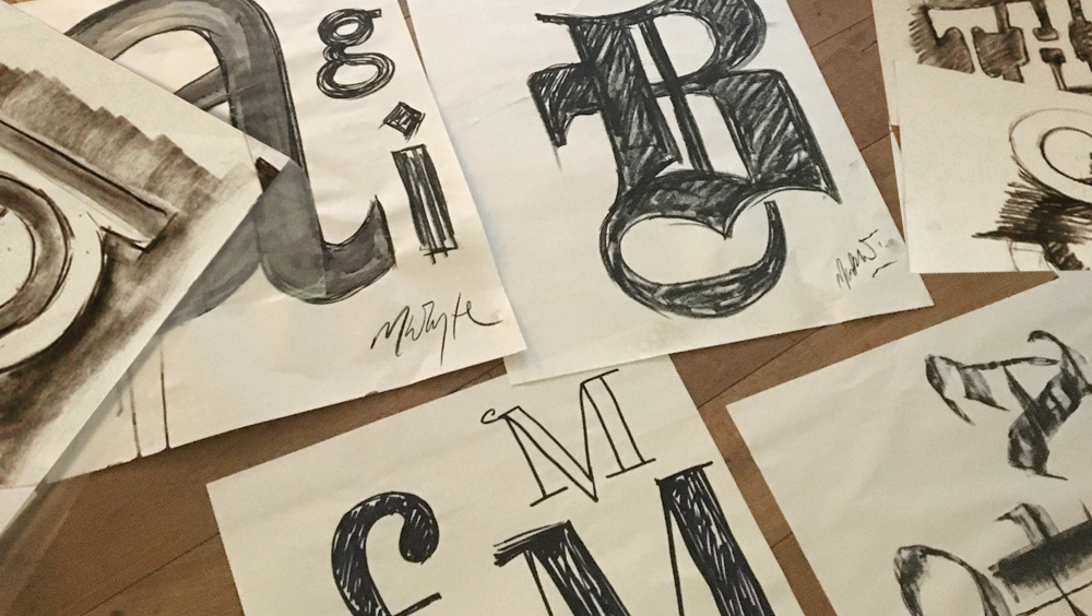 Typographic Time Travel  Journey through time, type & all the senses.  Find out more