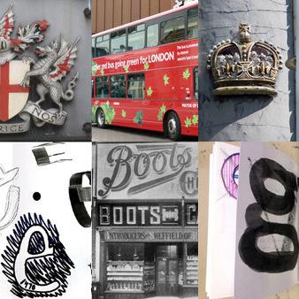 Wondrous world of London letterforms