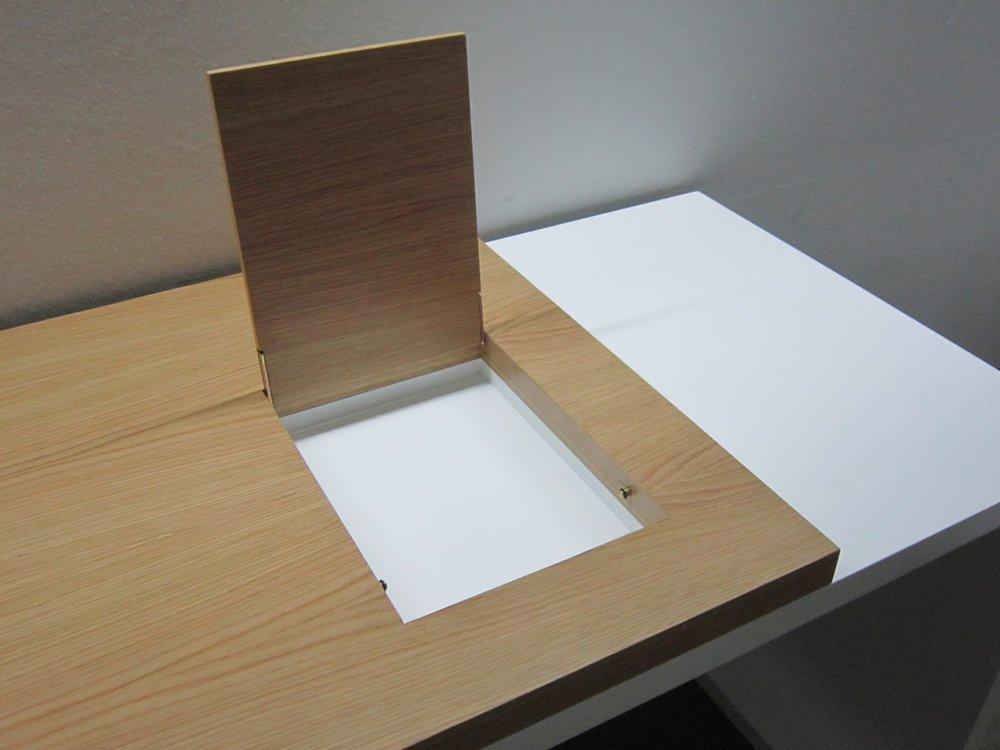 Wood Oak veneer - Clear Lacquered