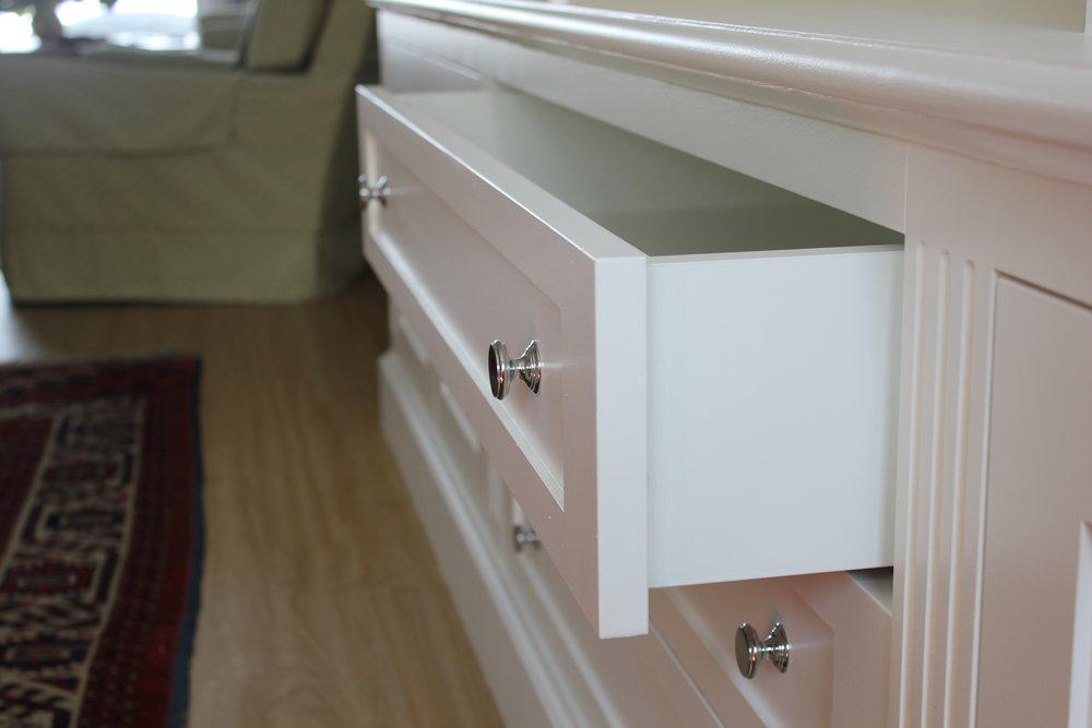 MFC internal drawer box