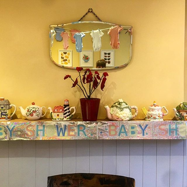 Got a event coming up? A birthday party? Baby shower? You can hire the tearoom for almost any event. #timefortea #wanstead #venue #tea #party venue #babyshower #tearoom #vintage #snaresbrook