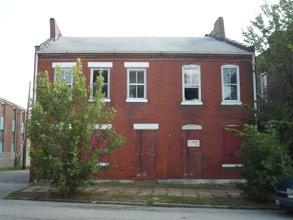 3114 Before Fire and Renovation