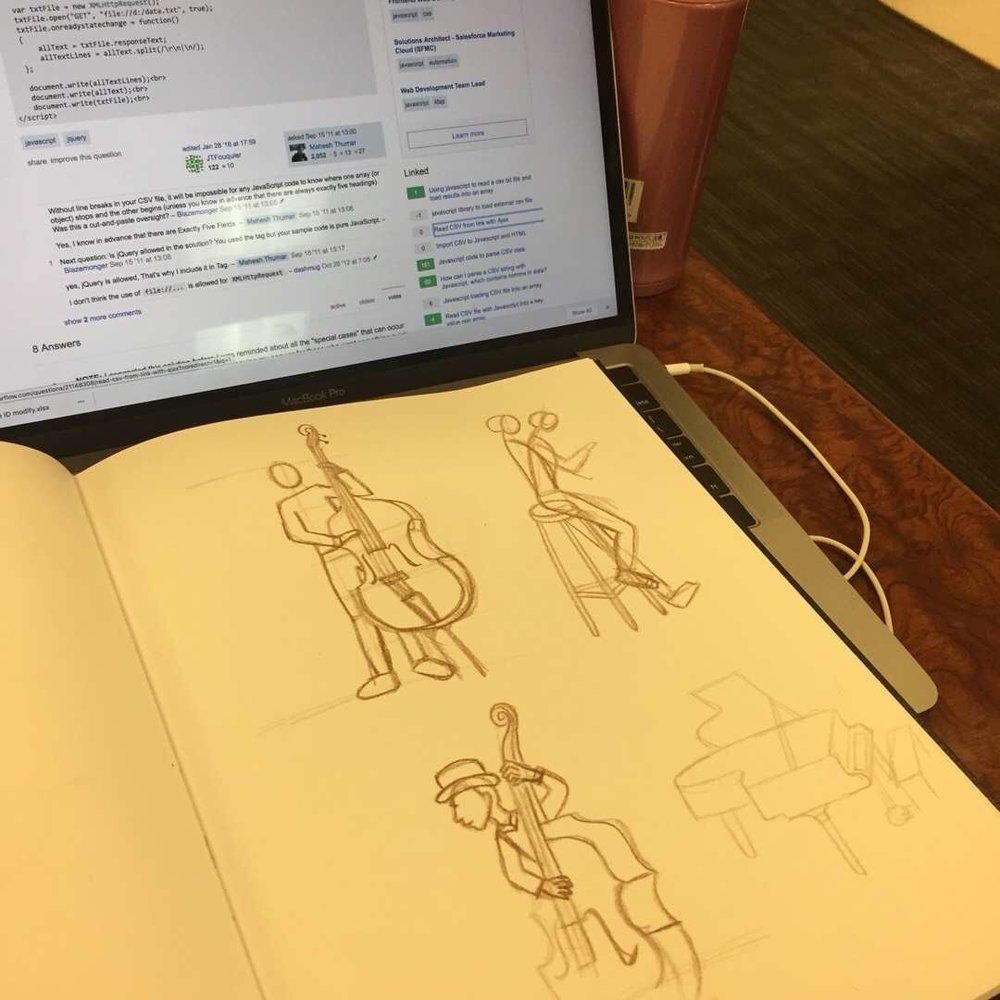 Sketch Lover -