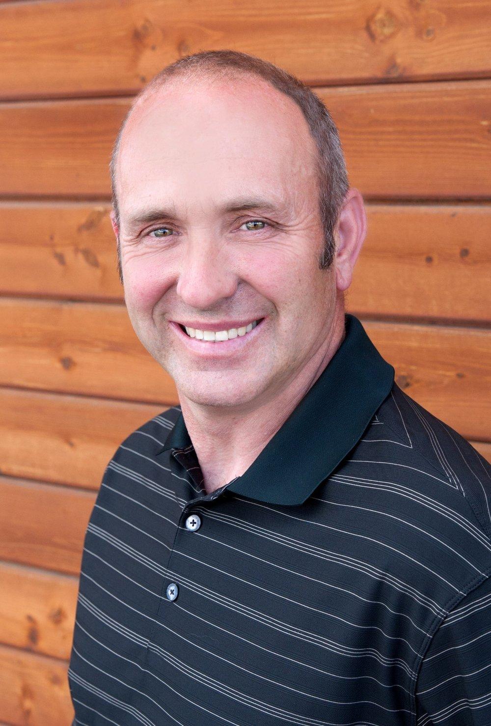Kerry Rucker - Board President-