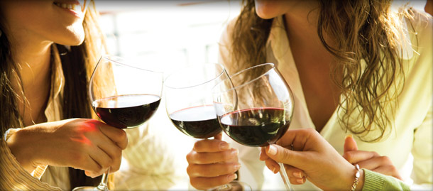 Enjoy a variety of Pelee Island Wines!